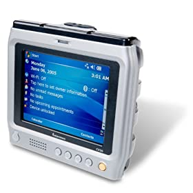 Cv30 wireless computer (heated display, 128mb ram, 128mf flash, bluetooth, windows mobile 5.0 wwe, te2000, no sd card and 802.11b-g-fcc)