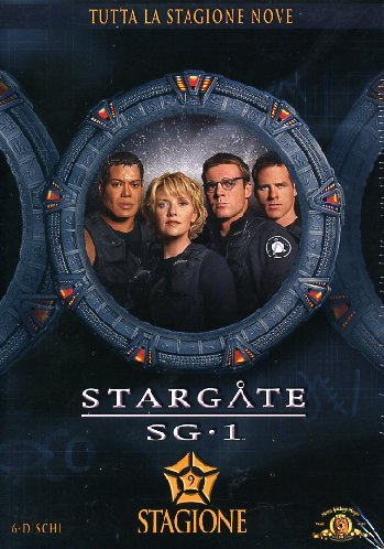 Stargate Sg-1 - Stagione 09 (6 Dvd) [Italian Edition]