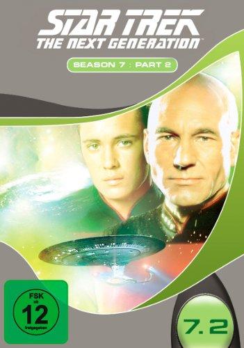 Star Trek - The Next Generation: Season 7, Part 2 [4 DVDs]