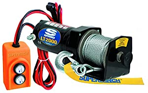 Superwinch LT2000 12V Utility Winch (2,000lb)