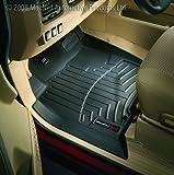 WeatherTech Custom Fit Front FloorLiner for Subaru Forester  Black