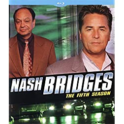 Nash Bridges//The Fifth Season [Blu-ray]