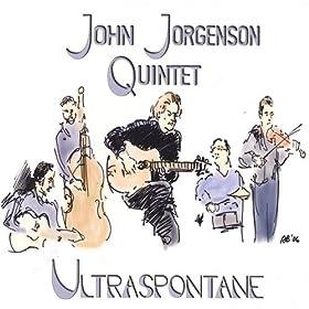 John Jorgenson Quintet - Ultraspontane (2008)