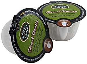 Green Mountain French Vanilla Coffee Keurig Vue Portion Pack, 16 Count