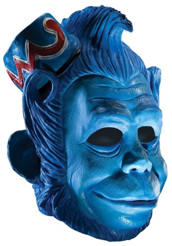 Wizard Of Oz Deluxe Latex Mask, Flying Monkey