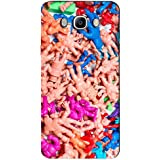AMAN Small Dolls 3D Back Cover For Samsung Galaxy J7 2016