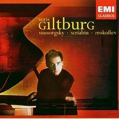 Mussorgsky: Pictures at an Exhibition; Scriabin: Piano Sonata No.2; Prokofiev: Piano Sonata No.8