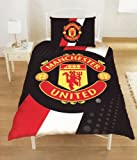 New 2013 Manchester United FC Single Quilt Cover Duvet Set Pillowcase