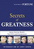 img - for Fortune: Secrets of Greatness book / textbook / text book
