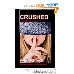 Crushed (The Witch-Game Books)