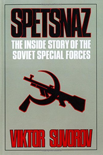 Spetsnaz. The Inside Story Of The Soviet Special Forces descarga pdf epub mobi fb2