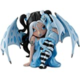 Jasmine Becket-Griffith Fairy and Baby Dragon Figurine: Frost by The Hamilton Collection