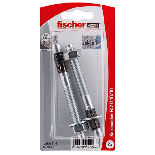 fischer-52267-lot-de-2-goujons-dancrage-faz-ii-10-10-k
