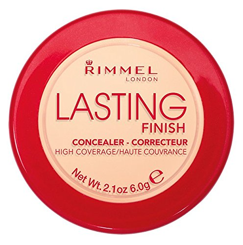 Rimmel London Lasting Finish Cream, Correttore, 010 molto chiaro