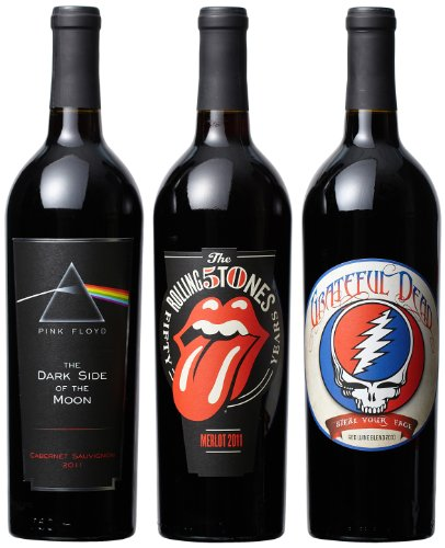 Wines That Rock Rock Star Special Mixed Pack Ii, 3 X 750 Ml