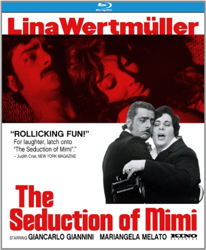 The Seduction of Mimi: Kino Classics Edition [Blu-ray]