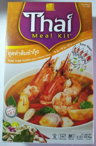 """Thai Meal Kit """"Tom Yum Kung"""" (Spicy Prawn Soup) front-447896"""