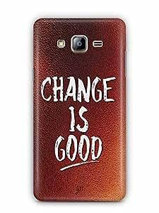 YuBingo Change is Good Designer Mobile Case Back Cover for Samsung Galaxy On 5 Pro