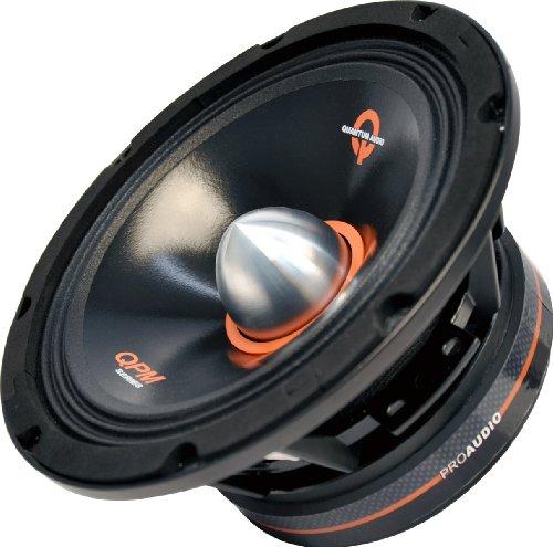 Best Price Quantum Qsm8c 8 Inch Pro Mid Cloth Surround Speaker Set