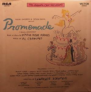 Promenade The Original Cast Recording (sealed) LP vinyl