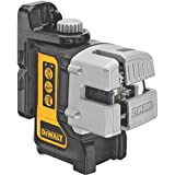 DEWALT DW089K Self-Leveling 3-Beam Line Laser (Color: Black, Tamaño: 2)