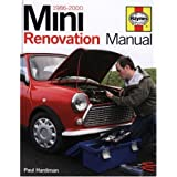 Mini Renovation Manual (1986-2000)by Paul Hardiman