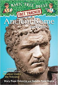Amazon.com: Ancient Rome and Pompeii: A Nonfiction Companion to Magic