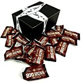Annabelles Big Hunk Minis, 0.425 oz Bars in Gift Box (Pack of 20)