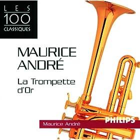 Vivaldi: Concerto for Trumpet and Violin in B flat - 2. Largo