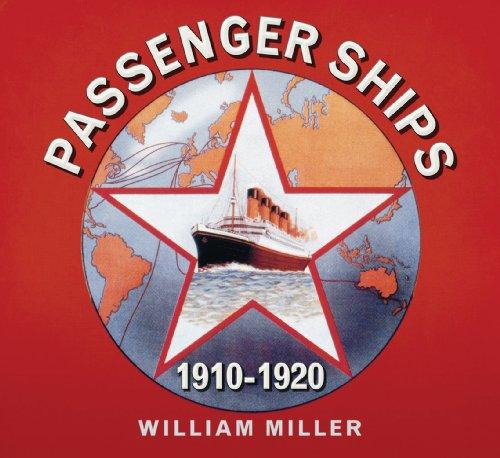 Passenger Ships 1910-1920