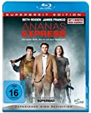 Ananas Express - Superbreit Edition (inkl. Wendecover)            [Blu-ray]