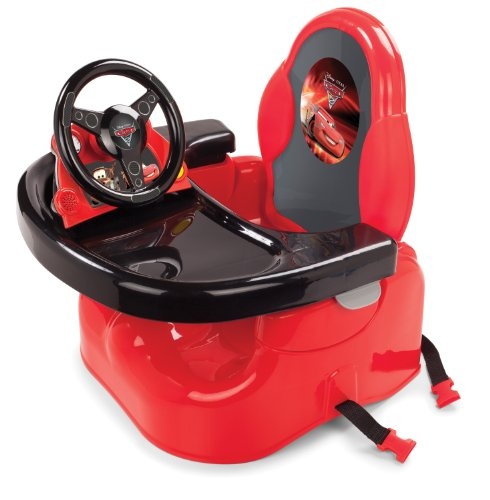 Disney Booster Seat Cars