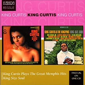 Plays the Great Memphis Hits & King Size Soul