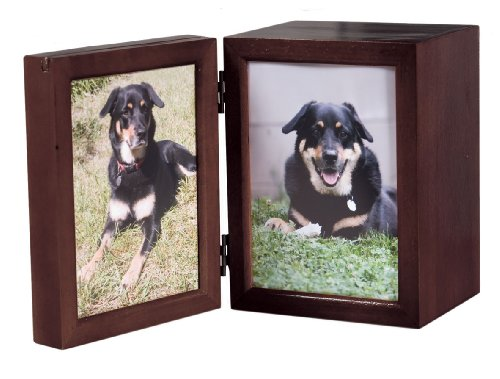 Classic Products Keepsake Pet Memorial Display, Medium Folding 6