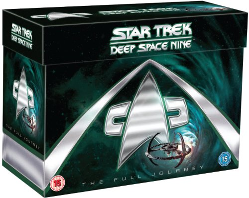 Star Trek: Deep Space Nine - Complete [DVD]