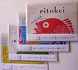 『季刊ritokei(リトケイ)vol.1・vol.2・vol.3・vol.4』2012年フルパッケージ/離島経済新聞社