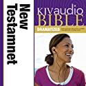 KJV New Testament Dramatized Audio (       UNABRIDGED) by Zondervan Narrated by Full Cast
