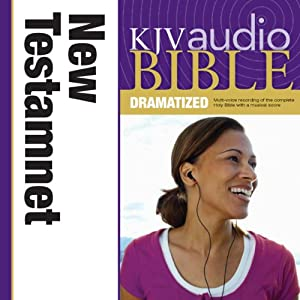 KJV New Testament Dramatized Audio | [Zondervan]