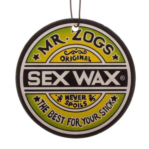 Mr zogs sex wax car freshener