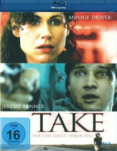 Take - Der Tod kreuzt ihren Weg (Blu-ray)