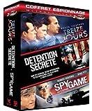 echange, troc Coffret Espionnage : Treize jours + Détention secrète + Spy Game