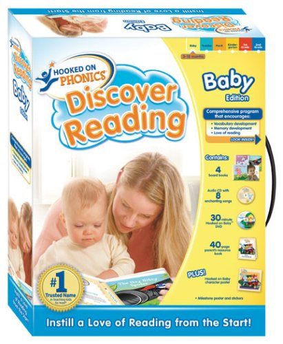 Discover Reading Baby Edition