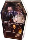 Living Dead Dolls Edgar Allan Poe and Annabel Lee Set