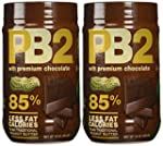 Bell Plantation PB2 Chocolate Peanut...