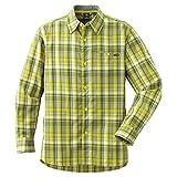 (モンベル)mont-bell WIC.ライト シングルポケット ロングスリーブシャツ Men's 1104945 GN グリーン M