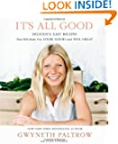 It's All Good by Gwyneth Paltrow book cover