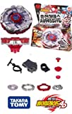 Beyblade Fusion Hades with launcher LL2 - Beyblade Metal Fury 4D