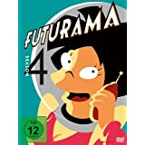 Futurama Season 4 4 DVDs