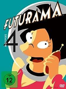Futurama Season 4 [4 DVDs]