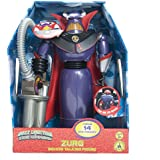 Deluxe Talking Emperor Zurg Doll - Disney Toy Story